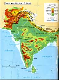 Ancient India Map by Geography Ancient River Valley Civilizations