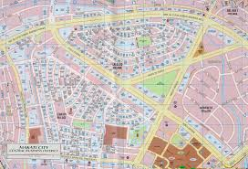 Metro Manila Map by