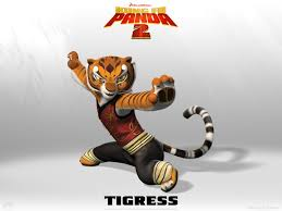Friv Kung Fu Panda Tigress Jump Games