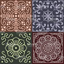patterns of china traditional style stock vector art 484669001