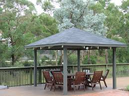 Custom Gazebo Kits by Diy Roofing For Outdoor Living Areas Custom Roofing Kits For