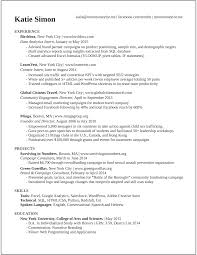 Online Marketing Manager Resume by Top Marketing Resumes Best Free Resume Collection