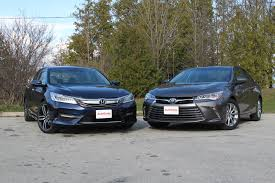 lexus vs bmw repair costs 2016 honda accord vs 2016 toyota camry autoguide com news