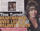 tina turner sister alline bullock