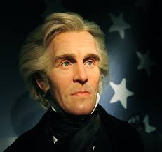 does andrew jackson promote democracy through his decisions by