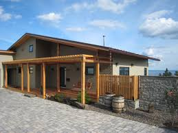 Berm Homes by Passive House Methods Help Build For The Future