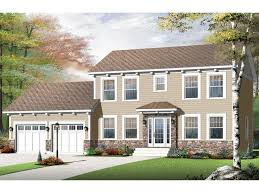 Two Story Craftsman House Plans 100 Two Story House Plan 100 Modern Craftsman House Plans