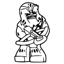 lego chewbacca silhouette cameo pinterest lego chewbacca