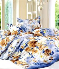 Cheap King Size Bed Sheets Online India Story Home King Size Double Bed Sheets Combo Of 4 Buy Story