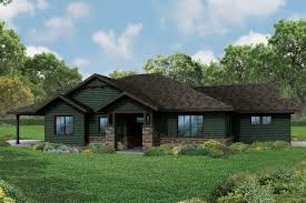 Rancher Style Homes New Ranch House Plan Baileyville 30 976 By Associated Designs