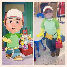 handy manny kids costume halloween costumes