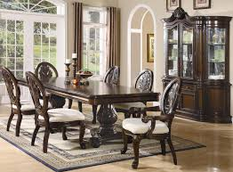 Ashley Furniture Dining Room Chairs Stunning Traditional Dining Room Set Photos Rugoingmyway Us