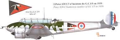 profil Potez 630