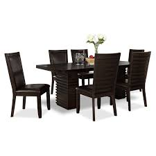 dining room dinette tables value city furniture value city
