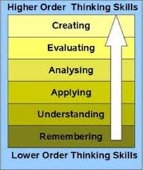 Bloom     s Taxonomy Image by Xristina la