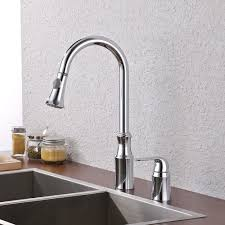kitchen faucet kitchen sink faucet pull down with 2 funtion