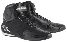 motorcycle bike shoe alpinestars faster shoes revzilla