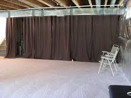 unfinished basement wall ideas basements ideas