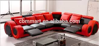 red leather recliner sofa quilted leather sofa buy red leather