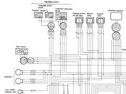 89 yamaha wiring diagram yamaha kodiak 400 wiring diagram u2022 sewacar co