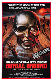Burial Ground The Nights of Terror (1981) Le notti del terrore