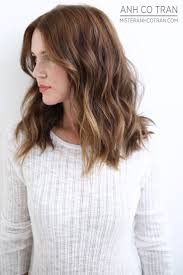 25 best medium wavy hair ideas on pinterest medium length wavy