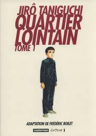 QUARTIER LOINTAIN (2 tomes) (couverture)