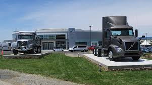 volvo truck models volvo trucks opens customer center at virginia factory transport