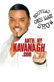 Anthony Kavanagh - Au palais des sports affiche