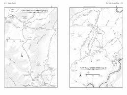 Canyonlands National Park Map Flint Trail Green River Canyonlands National Park Utahtrails Com