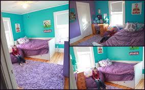 Teal And Purple Bedroom by Tween Bedroom Makeover Sellabit Mum