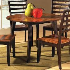 Steve Silver Dining Room Furniture Steve Silver Company Abaco Double Drop Leaf Round Casual Dining