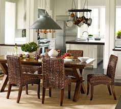 wicker dining room chairs home design ideas and pictures