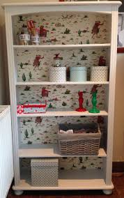 best 25 cowboy nursery ideas on pinterest cowboy nursery themes upcycled pine shelves painted and back board in cath kidston cowboy wallpaper