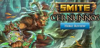 SMITE Online   Free Online MMORPG and MMO Games List   OnRPG SMITE Cernunnos God in Review  Master of the Hunt