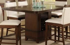 chair high top dining table set 8 chair round pub measurements