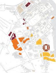 Virginia On Map by 2017 Football Parking Hokie Club Virginia Tech Athletic Fund