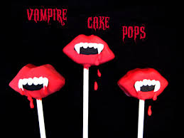 bubble and sweet vampire cake pop redux