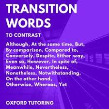 Transition words  Words and Paragraph on Pinterest Pinterest