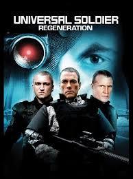 Soldado universal: Regeneración (2009) [Latino]