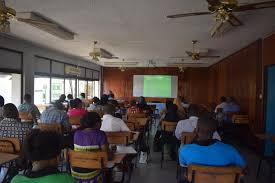 THESIS  amp  PROPOSAL WRITING TRAINING   Mombasa Campus Mombasa Campus   University of Nairobi On Saturday   th November       School of Continuing and Distance Education  SCDE  held a Thesis and Proposal training to Master of Arts in Project Planning