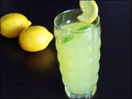 Evde Limonata Tarifi