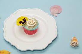 moana cupcake disney family