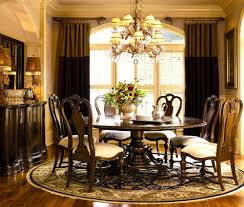 furniture stunning round table dining room sets simple modern