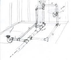 Bathroom Plumbing Vent Diagram Ask The Builder - Plumbing for bathroom