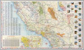 California Maps Road Maps Of California California Map
