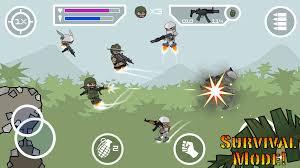 doodle army 2 mini militia v3 0 136 apk mod pro pack android