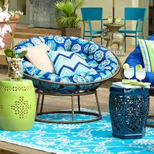 Papasan Chair In Living Room Papasan Outdoor Chair Frame Mocha Small Balcony Decor