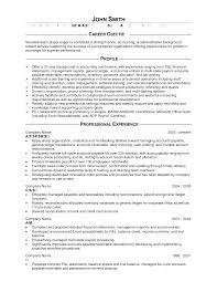 Sales officer resume objective