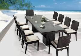 Black Wicker Patio Furniture Sets - patio patio table and chairs clearance patio furniture clearance